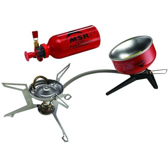 Tűzhely MSR WhisperLite International nélkül üzemanyag üveg 06631