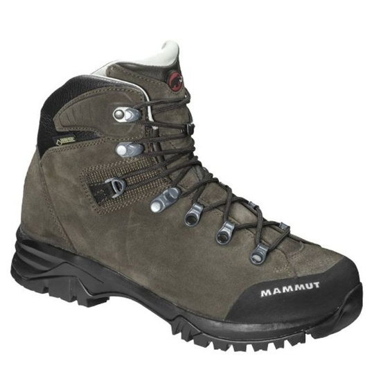 Cipő Mammut kiadásDovod High GTX® Women Dark barna-fekete 7167