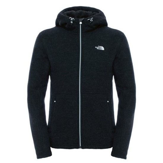 pulóver The North Face M ZERMATT FULL ZIP H TNFBLACKBLCKHTR CF98KBN