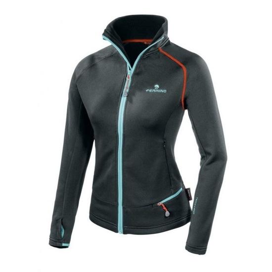 Női Pulóver Ferrino Tailly Jacket Woman black