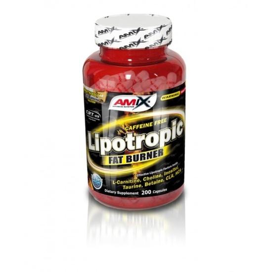 Csökkentés súly Amix Lipotropic Fat Burner 200cps