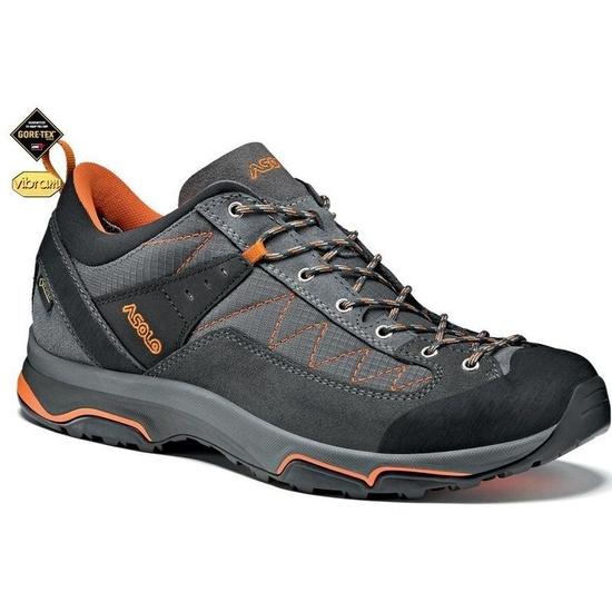 Cipő Asolo Cső GV MM graphite/graphite/A189