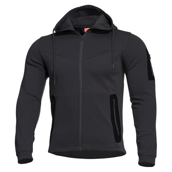 pulóver  kapucnival PENTAGON® öttusa fekete