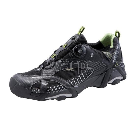 Cipő Treksta Kobra 210 GTX BOA férfi fekete / lime