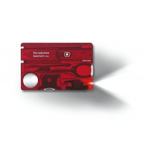 Kés Victorinox SwissCard Lite 0.7300.T, Victorinox