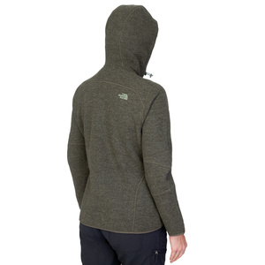pulóver The North Face W ZERMATT FULL ZIP HOODIE CG077D0, The North Face
