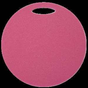 Széklet Yate kerek 1 réteg átmérő 350 mm rózsaszín, Yate