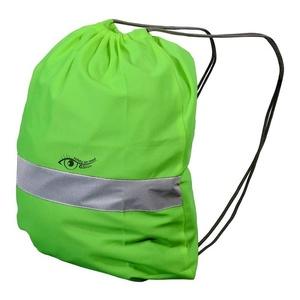 Hátizsák fényvisszaverő SOR. zöld, Safety on Road