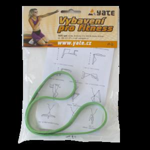 gumi állóképesség 'O' közepes zöld csomagolás 50 db, Yate