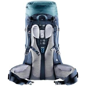Hátizsák Deuter AIRCONTACT Lite 50 + 10 Alpinegreen-erdő, Deuter