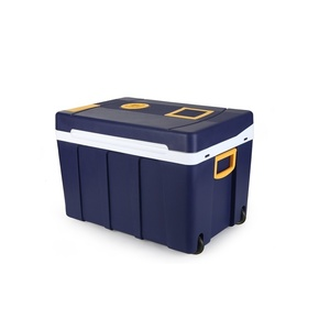 Hűtés box  fűtés Compass 50l 230V/12V közlekedésre alkalmas, Compass