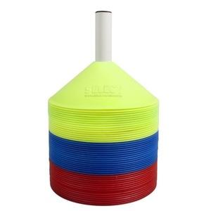 jelölés kúpok Select Marker set 48 db beleértve tartó piros sárga, Select