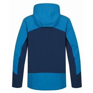 Kabát HANNAH Channer blue ékszer / mardovodkói blue, Hannah