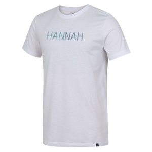 Póló HANNAH Jalton fényes white (print 1), Hannah
