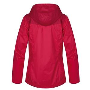 Kabát HANNAH Balmain fényes rózsa / cseresznye jubilé, Hannah