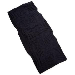 kötött nyakkendője Kama S20 111 sötét szürke, Kama