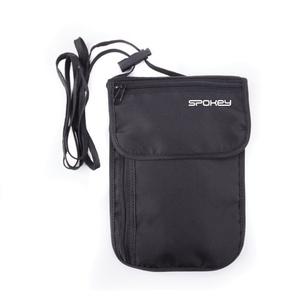 Utazási pénztárca  torok Spokey INTERCITY 1 fekete, Spokey