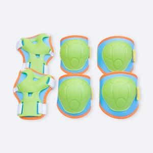 Készlet gyerekek protektorok Spokey puffer zöld, Spokey