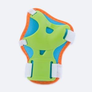 Készlet gyerekek protektorok Spokey puffer zöld