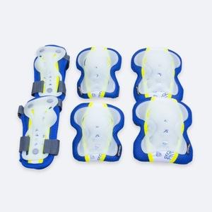 Készlet gyerekek protektorok Spokey SENTINEL kék, Spokey