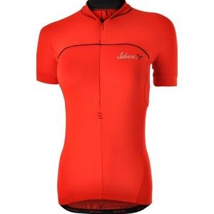 Női kerékpáros mez Silvini CATIRINA WD1002 red, Silvini
