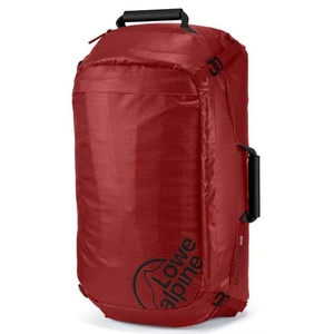 Táska Lowe Alpine AT Kit Bag 60 bors piros / fekete / pr, Lowe alpine