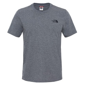 póló The North Face M SS EGYSZERŰ DOME TEE 2TX5JBV, The North Face