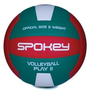 Röplabda labda Spokey PLAY II piros-zöld vel.5, Spokey