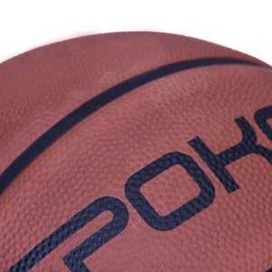 Kosárlabda labda Spokey BRAZIRO II barna méret 6, Spokey