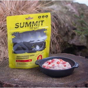 Summit To Eat rizs puding  eper 810100, Summit To Eat