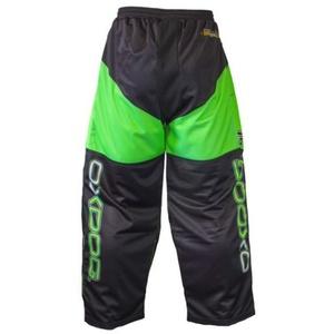 Kapus nadrág OXDOG VAPOR GOALIE PANTS black/green, Oxdog