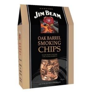Fából való chips  dohányzás Jim Beam, Steven Raichlen