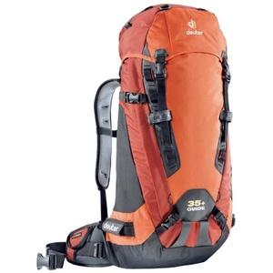 Hátizsák Deuter Guide 35+ narancssárga láva 4361017, Deuter
