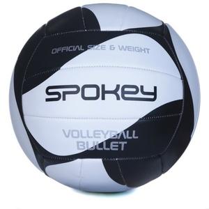 Röplabda labda Spokey BULLET fekete-fehér, Spokey