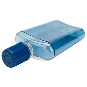 Üveg Nalgene Flask Blue with Blue Cap 2181-0007, Nalgene