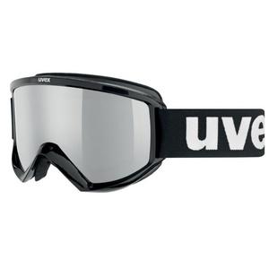 Ski szemüveg Uvex FIRE FLASH, fekete / litemirror ezüst (2026), Uvex
