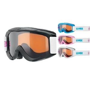 Ski szemüveg Uvex SNOWY PRO SET, polarwhite / fekete / iceblue / pink, Uvex