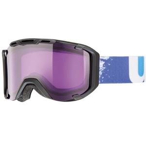 Ski szemüveg Uvex UVEX SNOWSTRIKE, black mat / pszicho (2224), Uvex