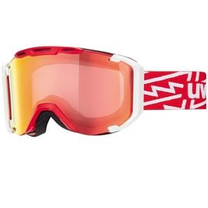 Ski szemüveg Uvex G.GL 300 TAKE OFF, black mat / litemirror green (2126), Uvex