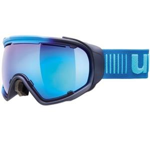 Ski szemüveg Uvex Jakki SPHERE, ice-sötétkék matt / mirror blue (4026), Uvex