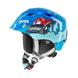 Ski sisak UVEX AIRWING 2, hernyó blue (S566132420*), Uvex