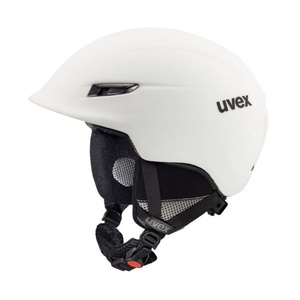 Ski sisak UVEX GAMMA, white sakk és matt (S566189100*), Uvex