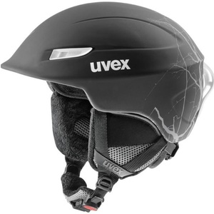 Ski sisak UVEX GAMMA, black flash sakk és matt (S566189210*), Uvex
