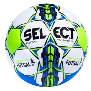 futsal labda Select FB Futsal talento 13 fehér kék, Select