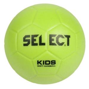 Kézilabda labda Select Félpanzió Soft Kids zöld, Select