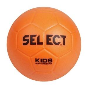 Kézilabda labda Select Félpanzió Soft Kids narancssárga, Select