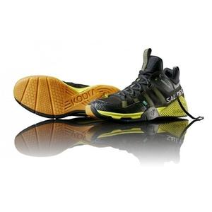 Cipő Salming Kobra Mid Black/Yellow, Salming