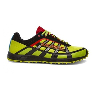 Cipő Salming Trail T2 Men Safety Yellow/Black, Salming