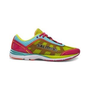 Cipő Salming Distance 3 Women Pink / Turquoise, Salming