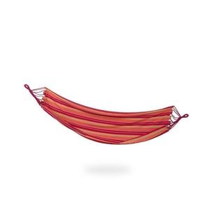 Ringató hálózat Spokey Ipanema 100x200cm piros-sárga, Spokey
